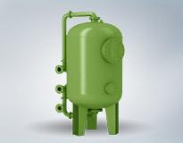 GC-WT-TM1000型曝气除锰铁过滤器